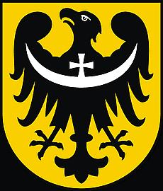 herb województwa dolnosląskiego