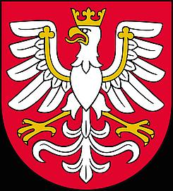 herb województwa małopolskie